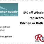 Home & Kitchen Supply Coupon - Rinehart Insurance