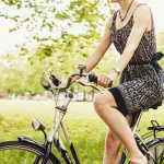 stay safe while bicycling