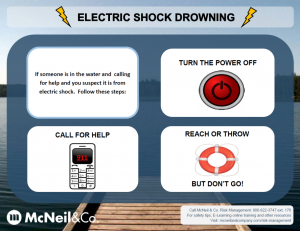 Electric Shock Drowning