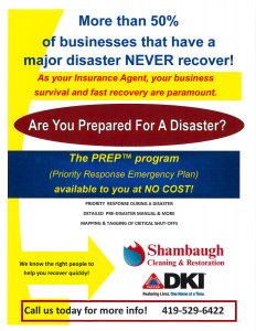 Shambaugh Business Disaster