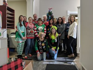 Rinehart Insurance White Elephant 2018