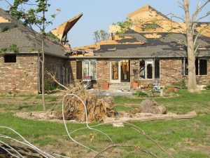 Homeowners insurance claim