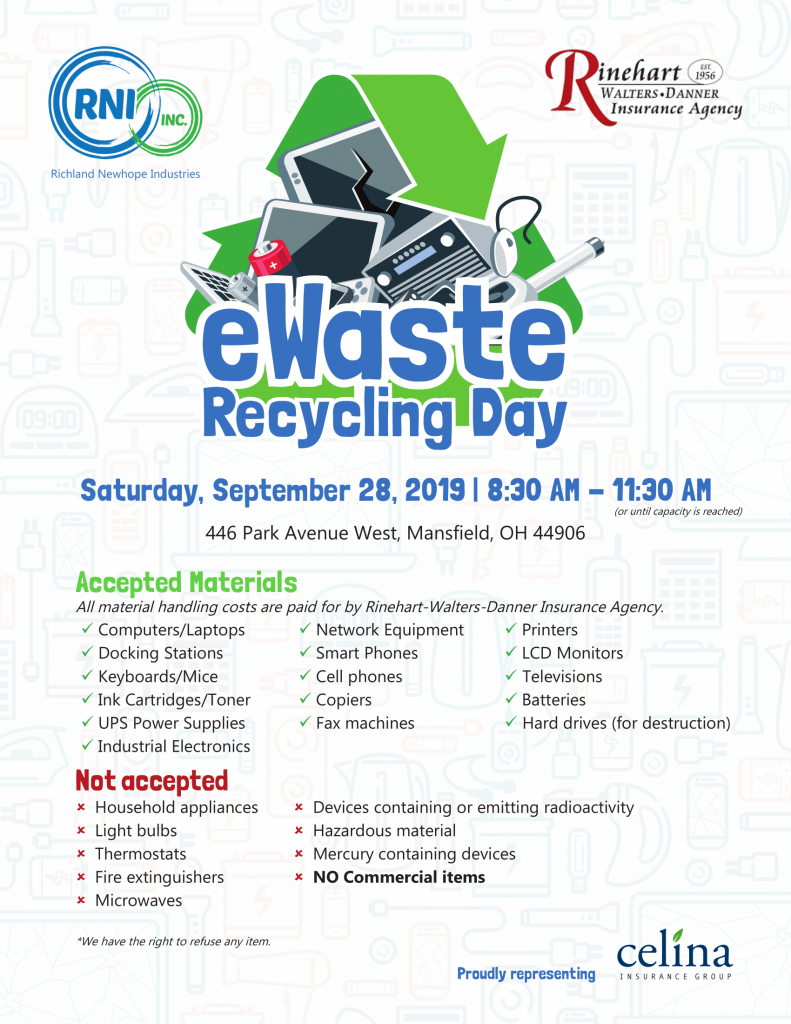 eWaste Recycling Day
